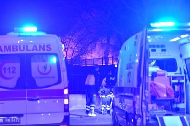 Ankara'da terör saldırısı (17.02.2015) galerisi resim 18