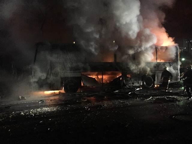 Ankara'da terör saldırısı (17.02.2015) galerisi resim 9