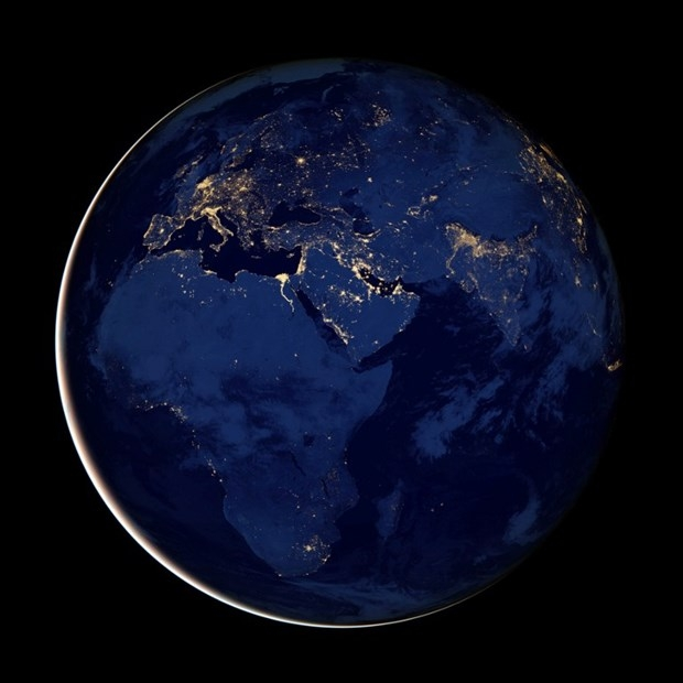 Uzaydan Böyle Görünüyoruz galerisi resim 14