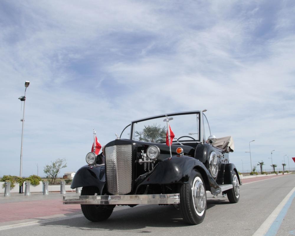 Samsunlu Usta Atatürk'ün Aracının Aynısını Yaptı galerisi resim 16