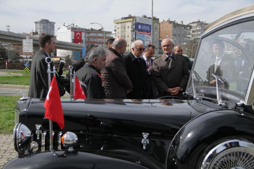 Samsunlu Usta Atatürk'ün Aracının Aynısını Yaptı galerisi resim 19
