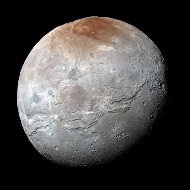 Plüton, Tekrar Gezegen Olarak Kabul Edilebilir galerisi resim 1