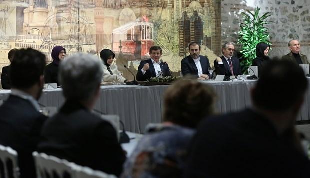 Başbakanlık'ta 'Dost Meclisi Yemeği' galerisi resim 3