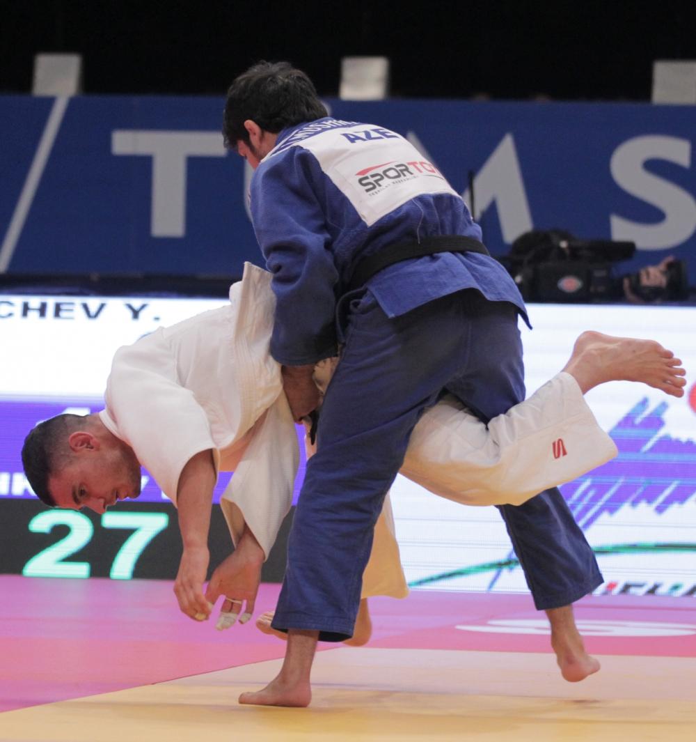 Judo Samsun Grand Prix Müsabakaları'ndan Kareler galerisi resim 1