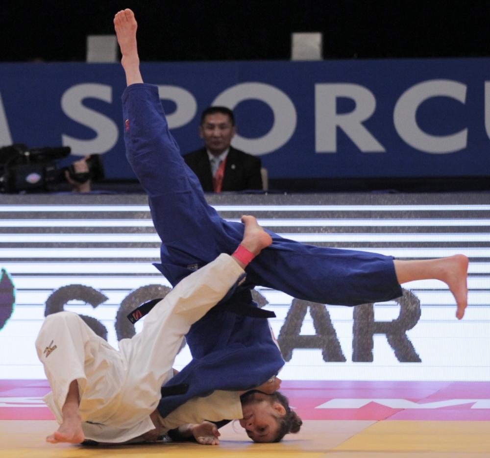 Judo Samsun Grand Prix Müsabakaları'ndan Kareler galerisi resim 12