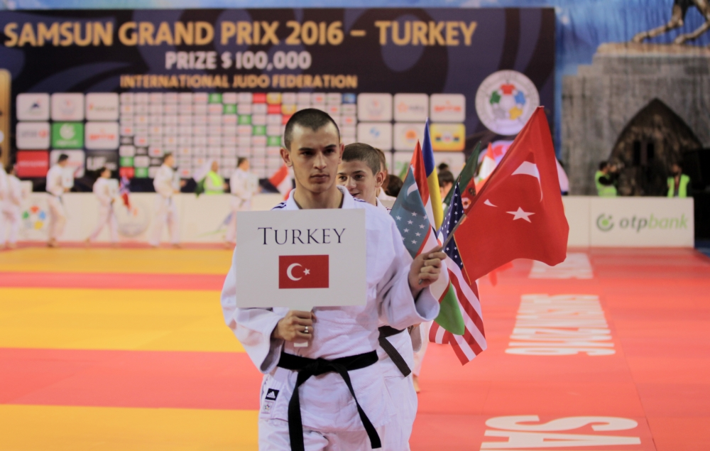 Judo Samsun Grand Prix Müsabakaları'ndan Kareler galerisi resim 17