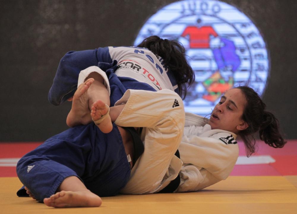 Judo Samsun Grand Prix Müsabakaları'ndan Kareler galerisi resim 6
