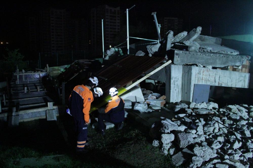 """Samsun'da  """"Azerbaycan"""" Kodlu Deprem Tatbikatı galerisi resim 16"""