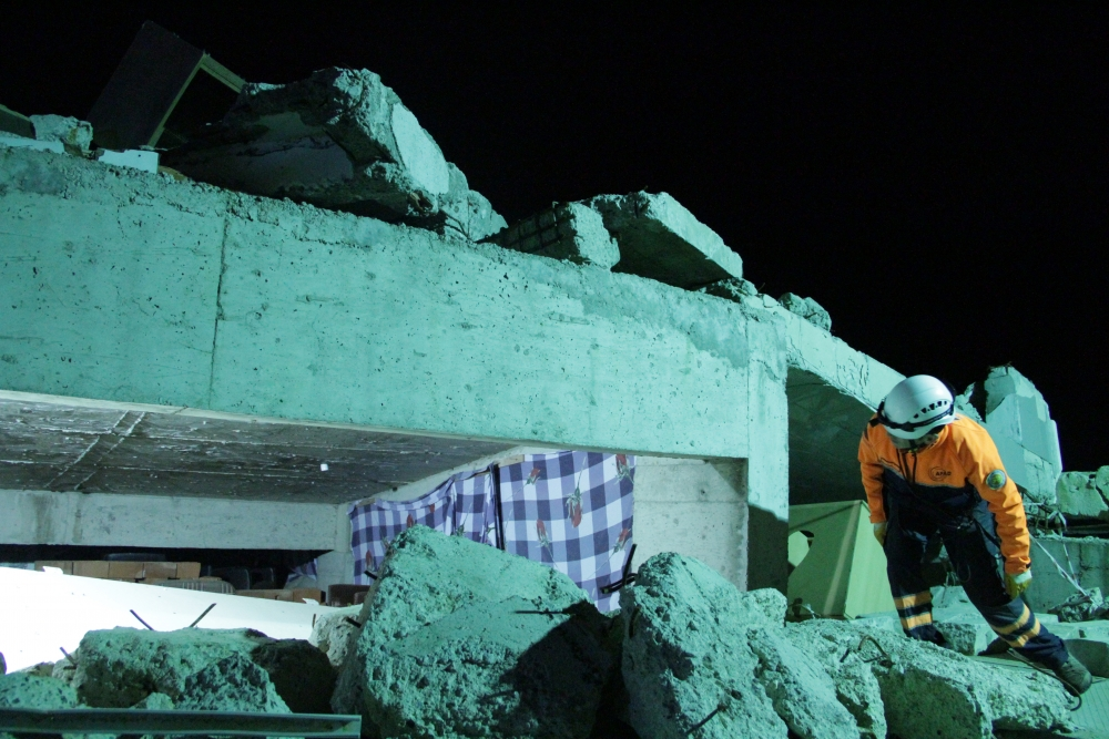 """Samsun'da  """"Azerbaycan"""" Kodlu Deprem Tatbikatı galerisi resim 18"""