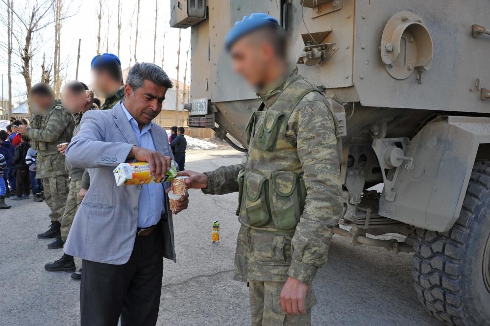 PKK Belasından Kurtulan Halk Askere Minnettar galerisi resim 6