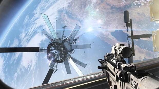 Yeni Call Of Duty Uzayda Geçecek galerisi resim 1