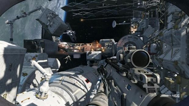 Yeni Call Of Duty Uzayda Geçecek galerisi resim 10