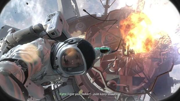 Yeni Call Of Duty Uzayda Geçecek galerisi resim 2