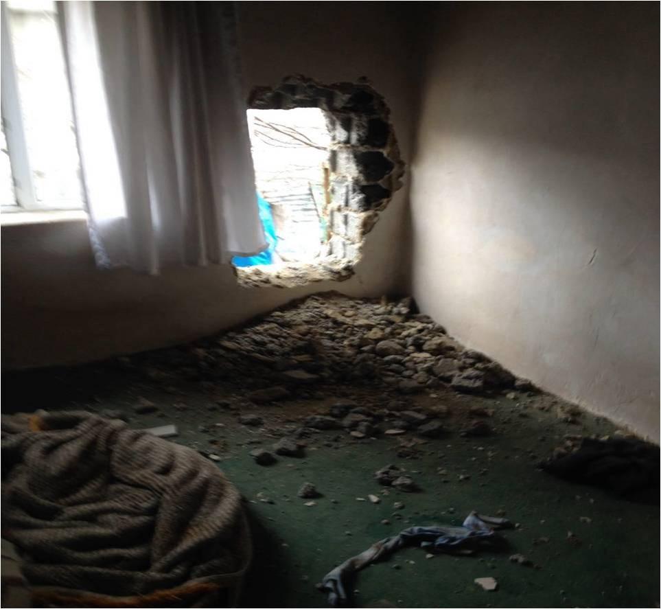 PKK'lılar Kaçarken Evleri Ateşe Veriyor galerisi resim 6