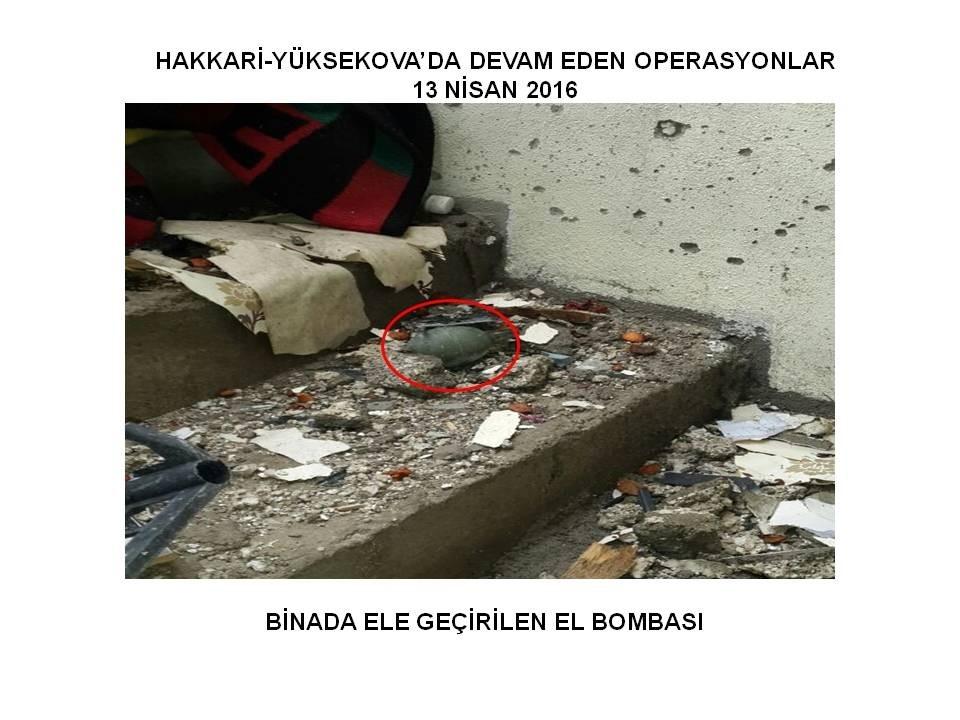 Güneydoğu'da Operasyonlar Sürüyor PKK'lılar Kaçıyor galerisi resim 1