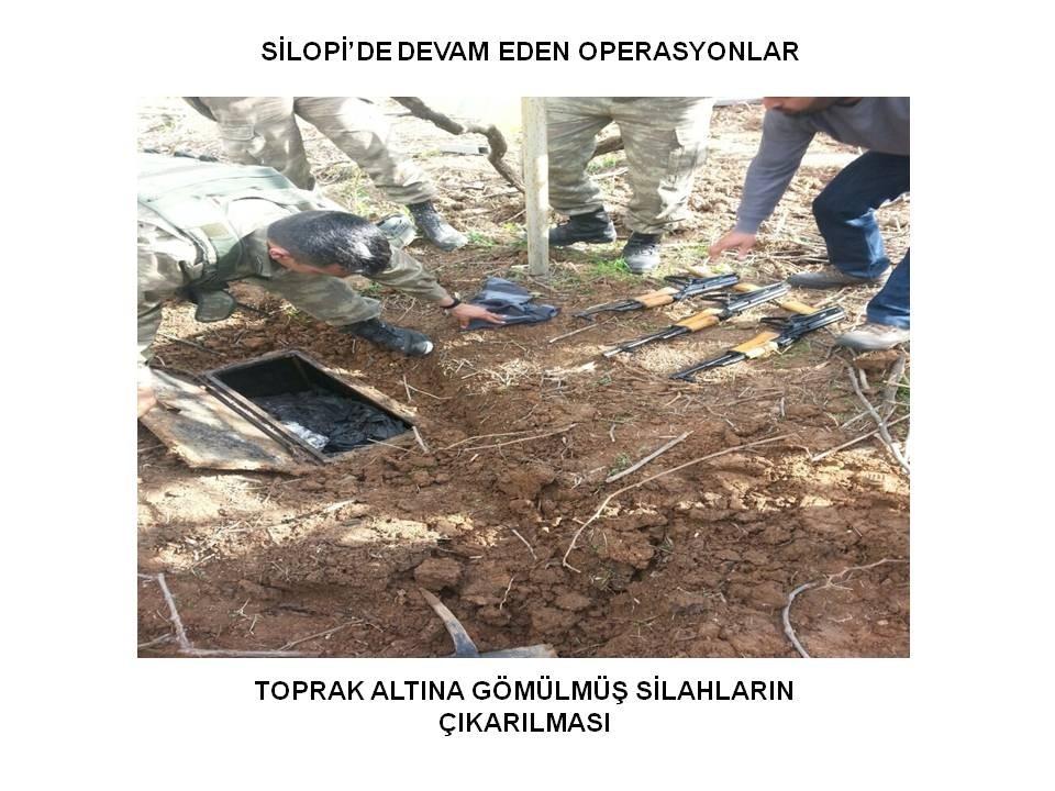 Güneydoğu'da Operasyonlar Sürüyor PKK'lılar Kaçıyor galerisi resim 17