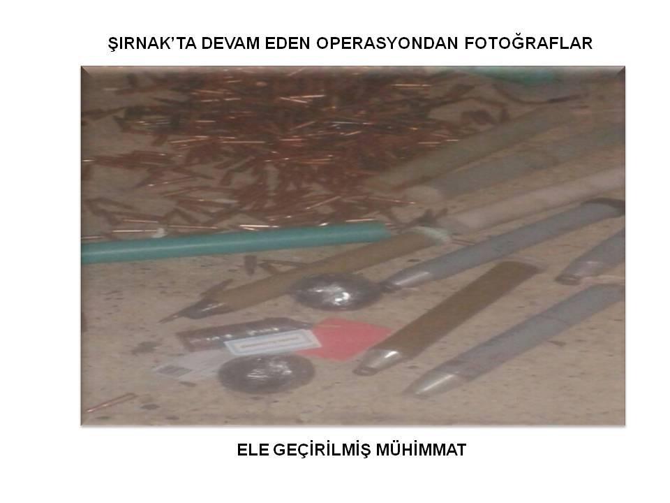 Güneydoğu'da Operasyonlar Sürüyor PKK'lılar Kaçıyor galerisi resim 20