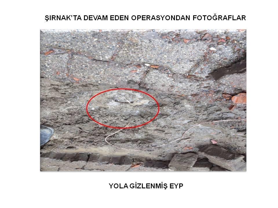Güneydoğu'da Operasyonlar Sürüyor PKK'lılar Kaçıyor galerisi resim 37