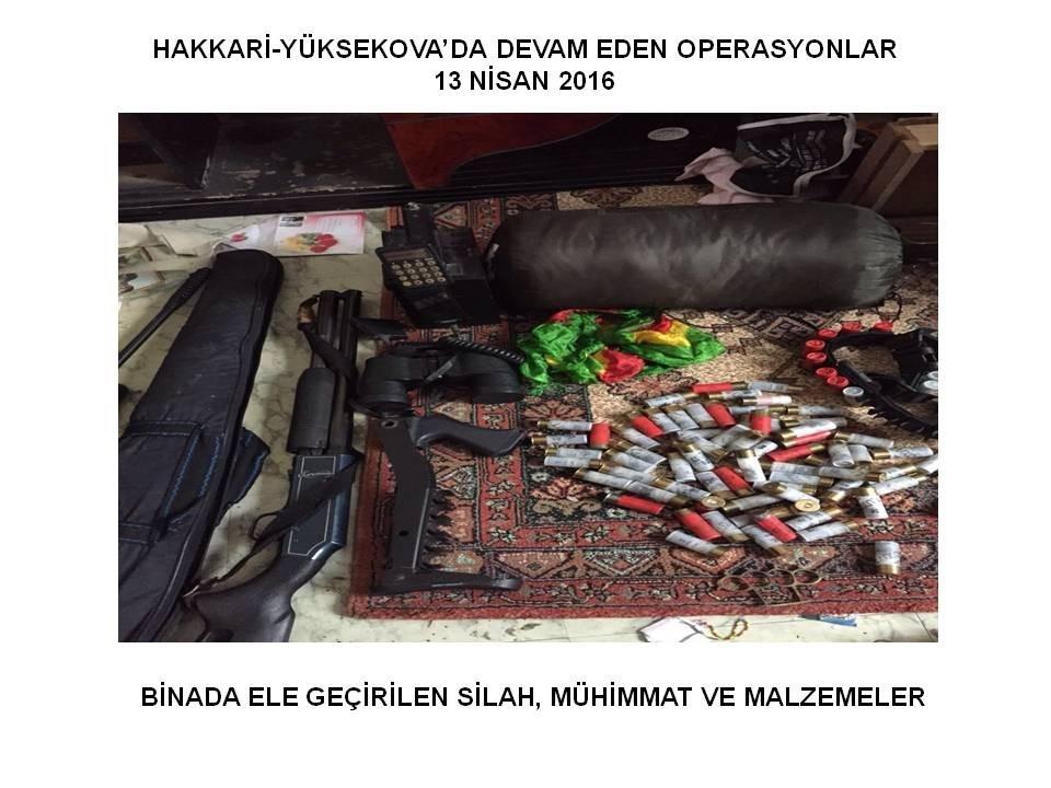Güneydoğu'da Operasyonlar Sürüyor PKK'lılar Kaçıyor galerisi resim 7