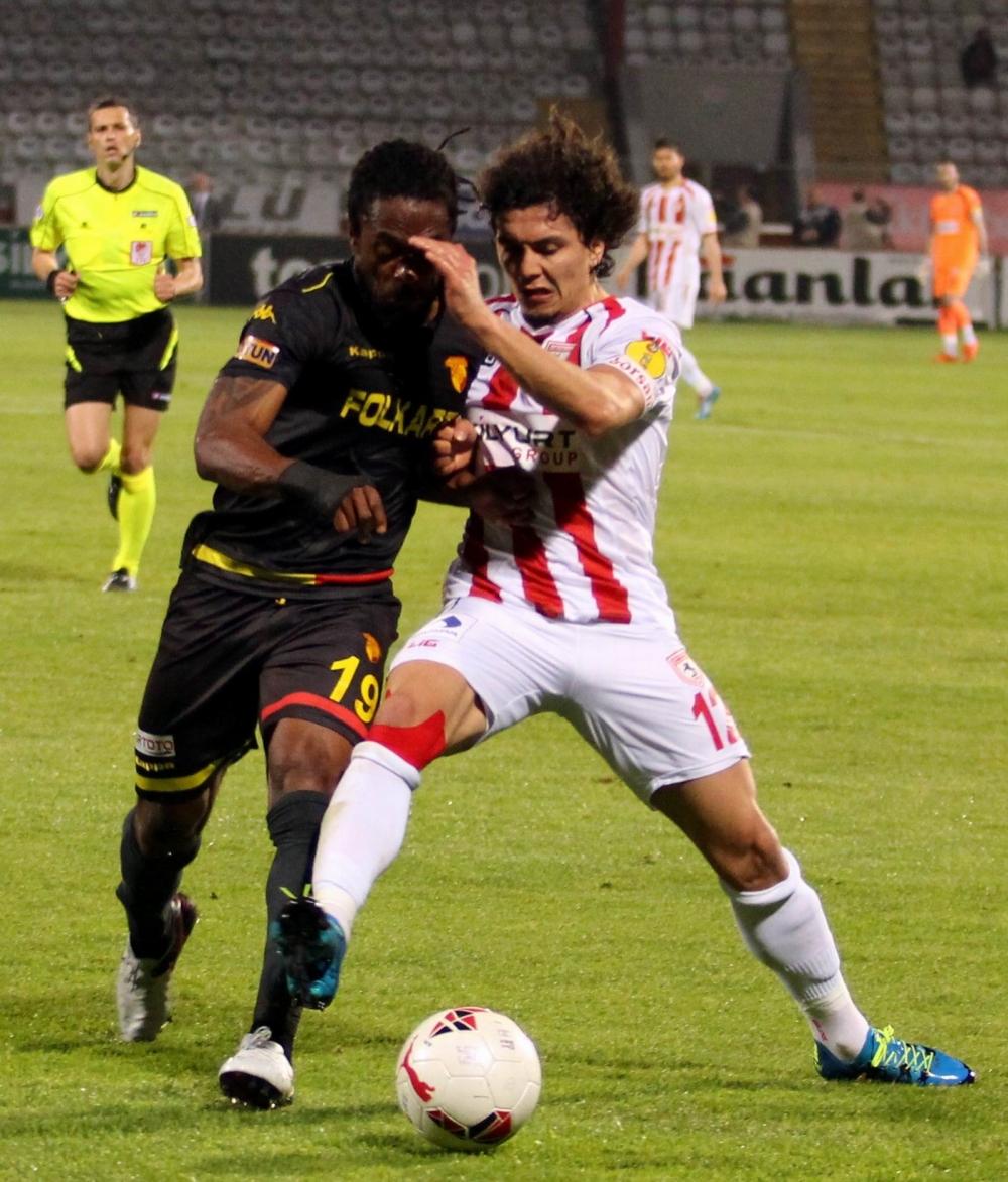 Samsunspor Göztepe'yi 2-1 Mağlup Etti galerisi resim 1