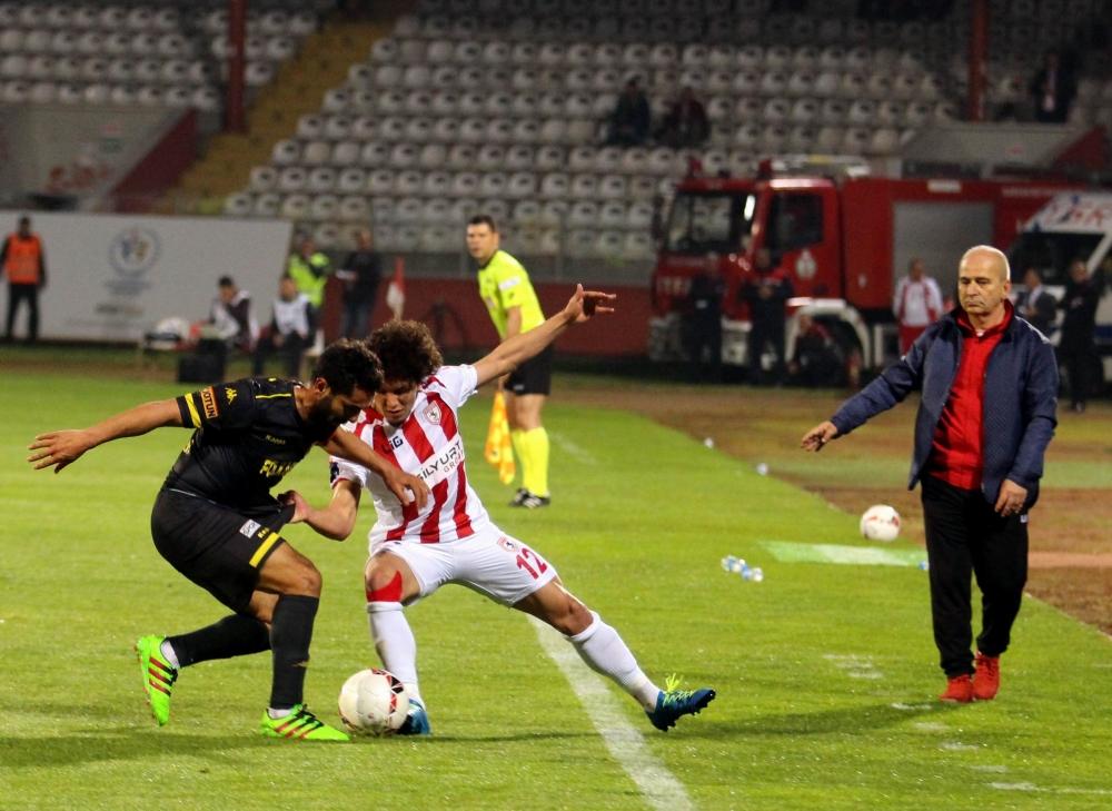 Samsunspor Göztepe'yi 2-1 Mağlup Etti galerisi resim 12
