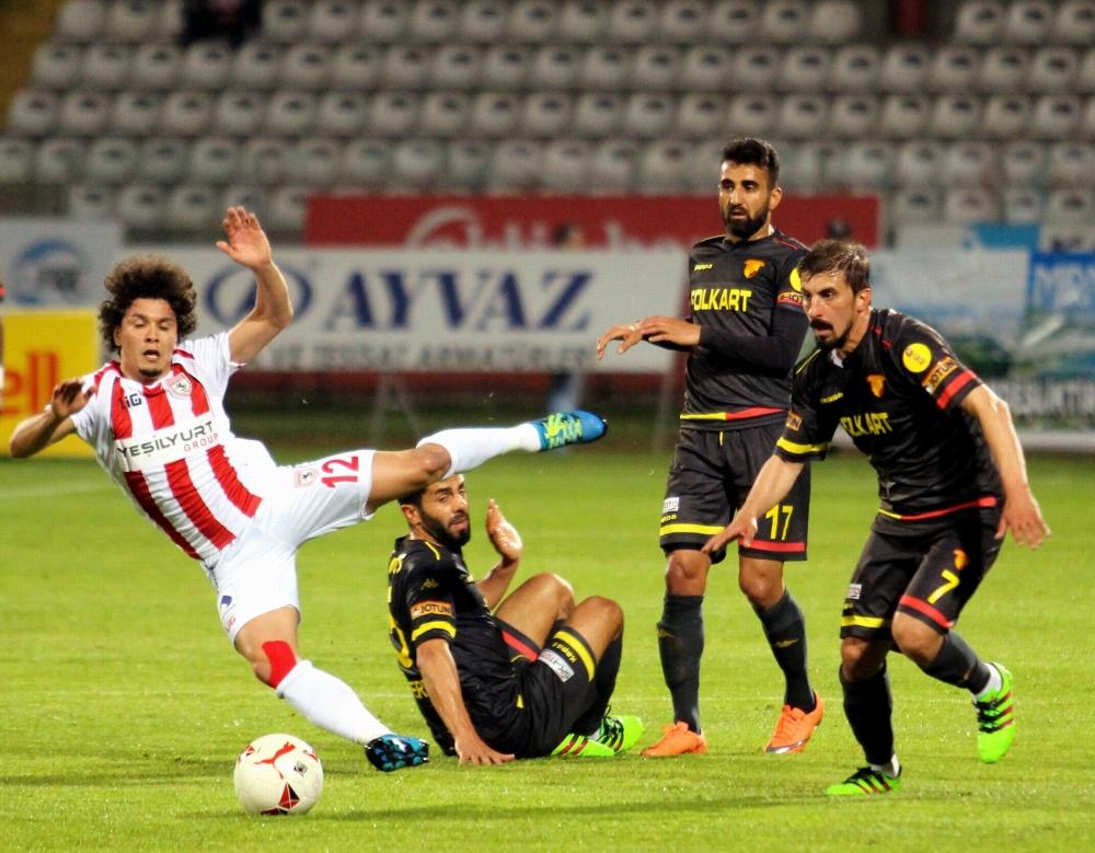 Samsunspor Göztepe'yi 2-1 Mağlup Etti galerisi resim 13