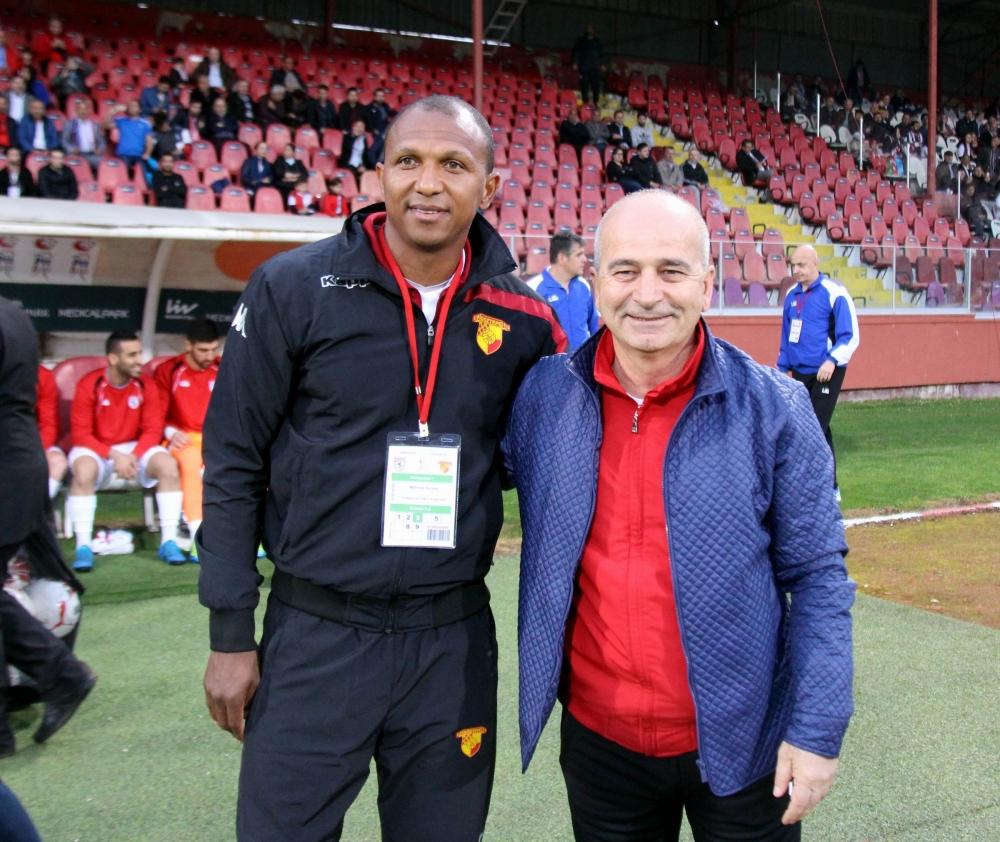Samsunspor Göztepe'yi 2-1 Mağlup Etti galerisi resim 22