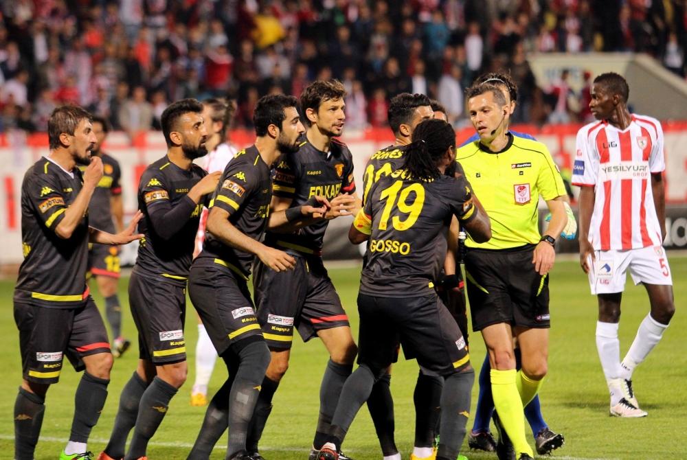 Samsunspor Göztepe'yi 2-1 Mağlup Etti galerisi resim 4