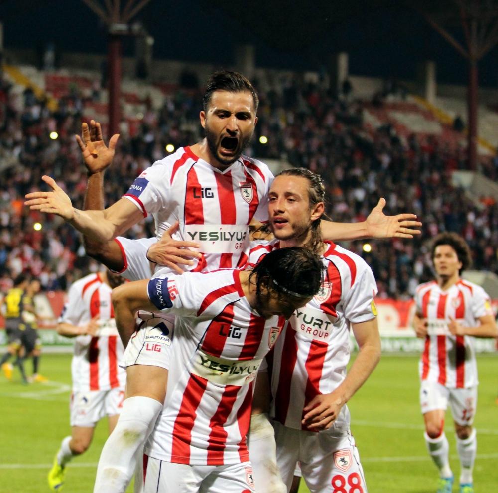Samsunspor Göztepe'yi 2-1 Mağlup Etti galerisi resim 7