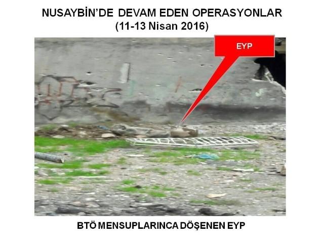 Nusaybin'de Operasyonlar Devam Edior galerisi resim 2
