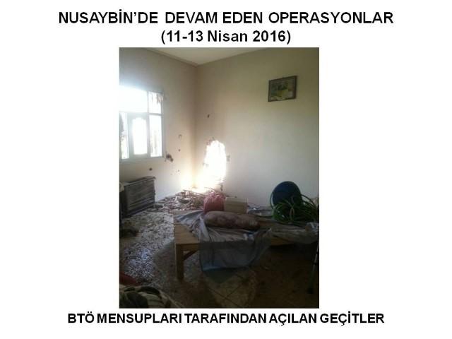 Nusaybin'de Operasyonlar Devam Edior galerisi resim 8