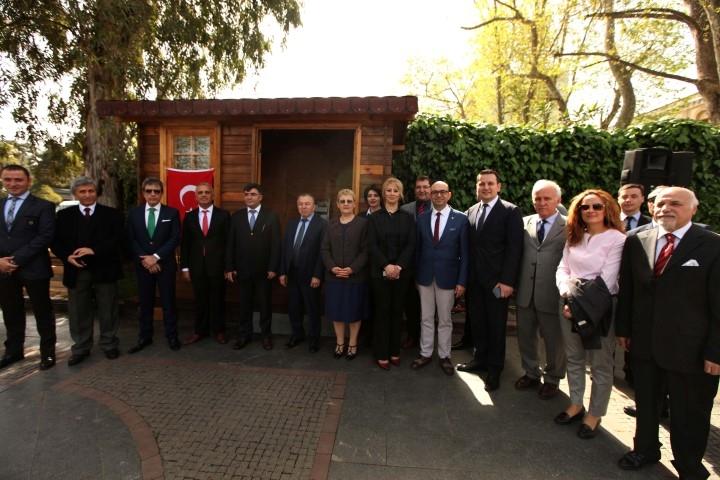 Samsun'da Turizm Haftası Etkinlikleri Başladı galerisi resim 3