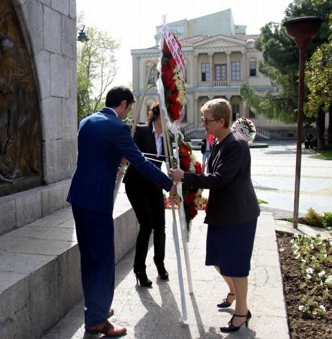 Samsun'da Turizm Haftası Etkinlikleri Başladı galerisi resim 6