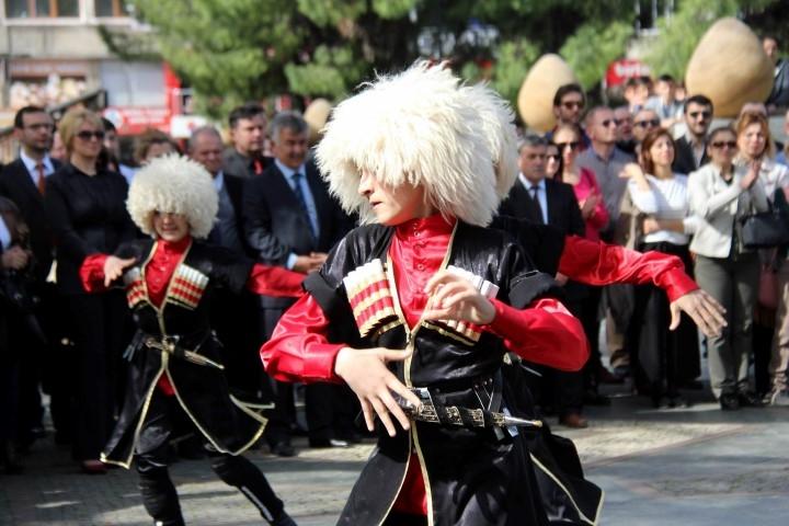 Samsun'da Turizm Haftası Etkinlikleri Başladı galerisi resim 7