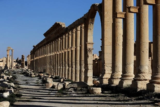 Mayınlı Güzellik: Palmira galerisi resim 3