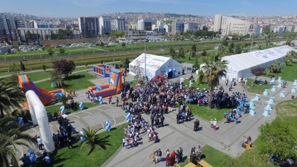 Karadeniz'in İlk Çocuk Kitap Şenliği Samsun'da Başladı galerisi resim 6