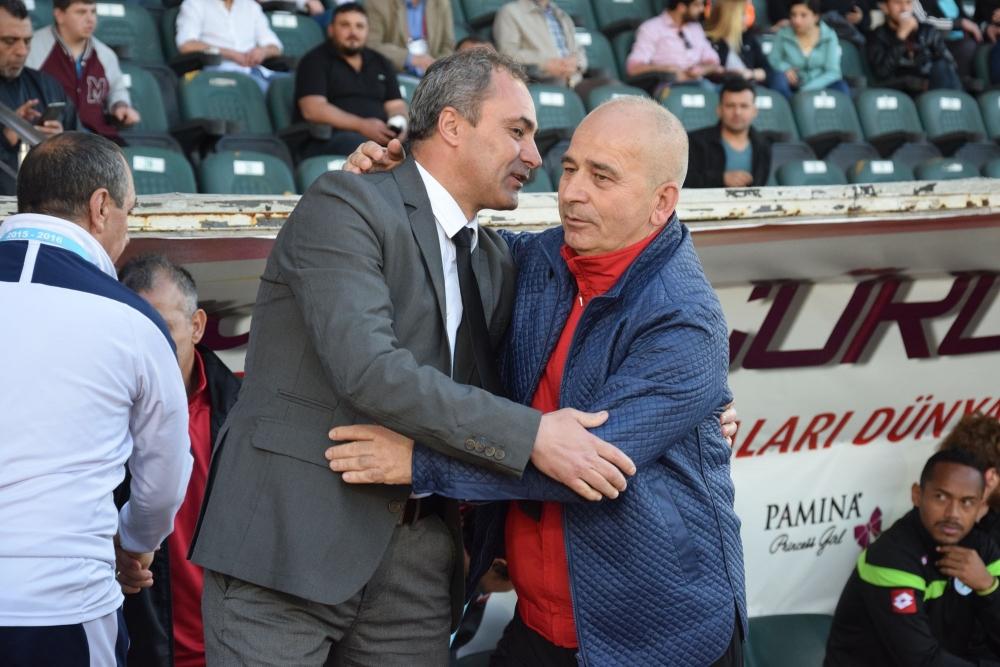 """Samsunspor Teknik Direktörü Korukır: """"Telafi Edebiliriz"""" galerisi resim 2"""