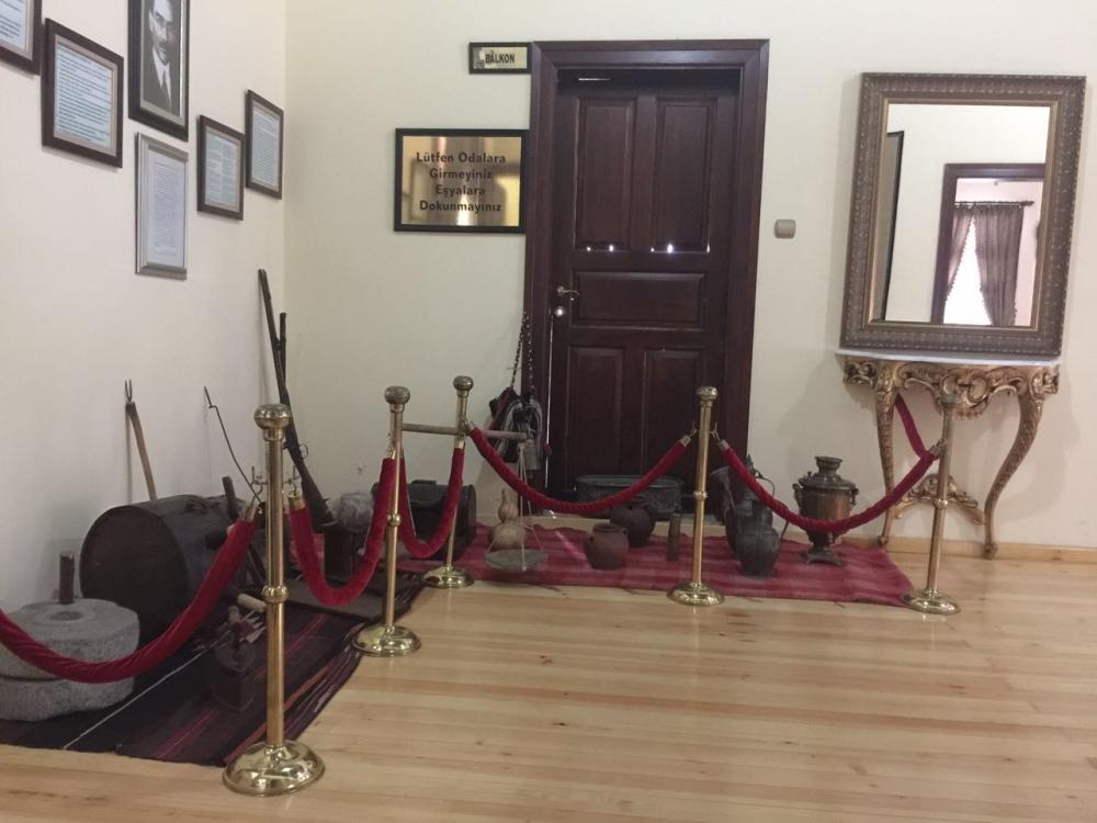 Atatürk'ün Çocukluğunun  Geçtiği Ev Samsun'da galerisi resim 5