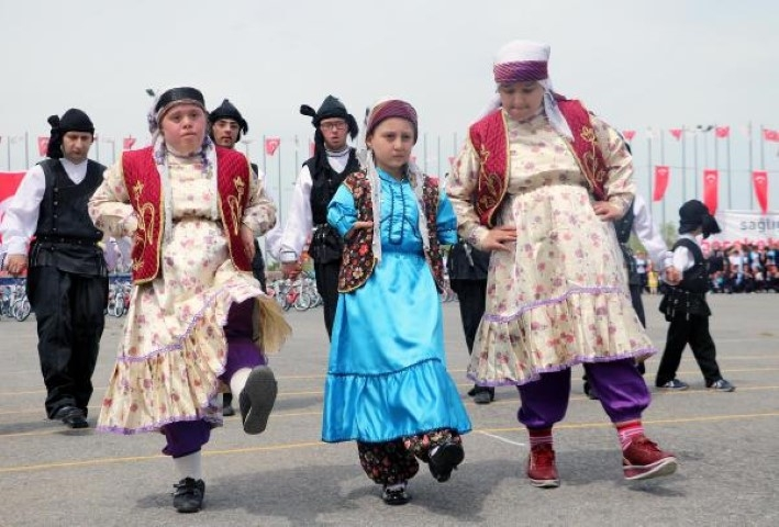Samsun'da 23 Nisan Kutlamaları galerisi resim 18