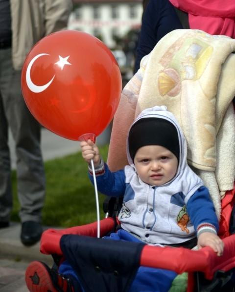 Samsun'da 23 Nisan Kutlamaları galerisi resim 34