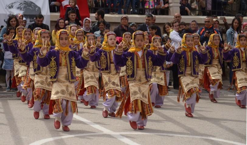 Samsun'da 23 Nisan Kutlamaları galerisi resim 36