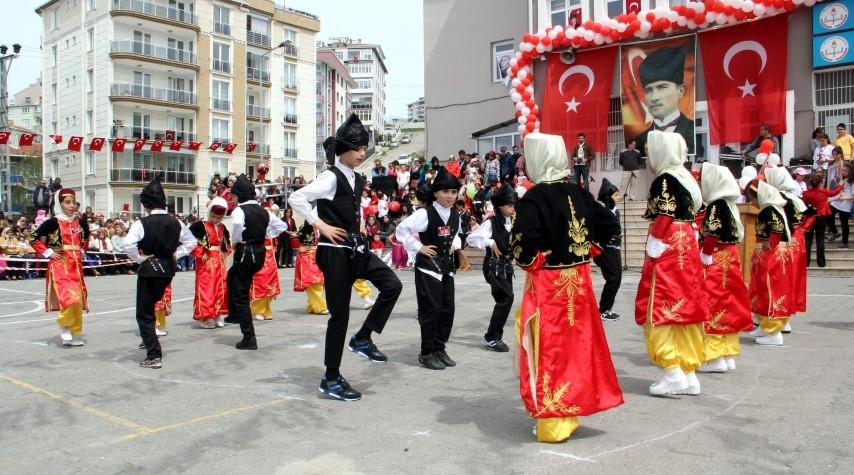 Samsun'da 23 Nisan Kutlamaları galerisi resim 41