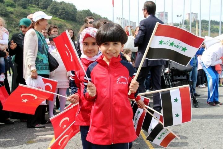 Samsun'da 23 Nisan Kutlamaları galerisi resim 5