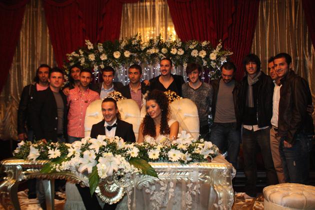 Samsunsporda düğün gecesi galerisi resim 4