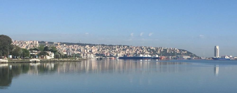Samsun'da Bahar Sabahı galerisi resim 1