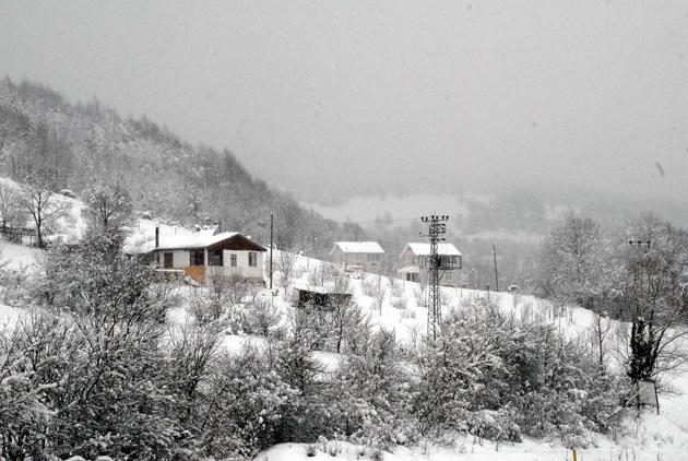 Samsundan kar manzaraları galerisi resim 6