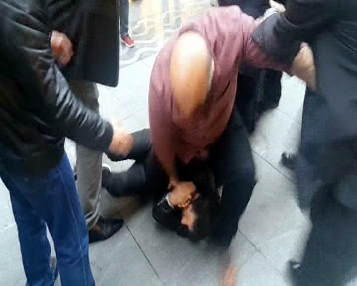 Samsun'da Tehlikeli Gerginlik 7 Gözaltı galerisi resim 5