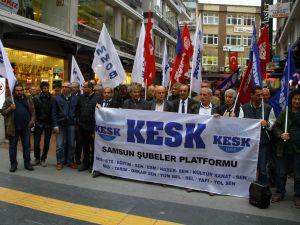 Samsun'da Tehlikeli Gerginlik 7 Gözaltı