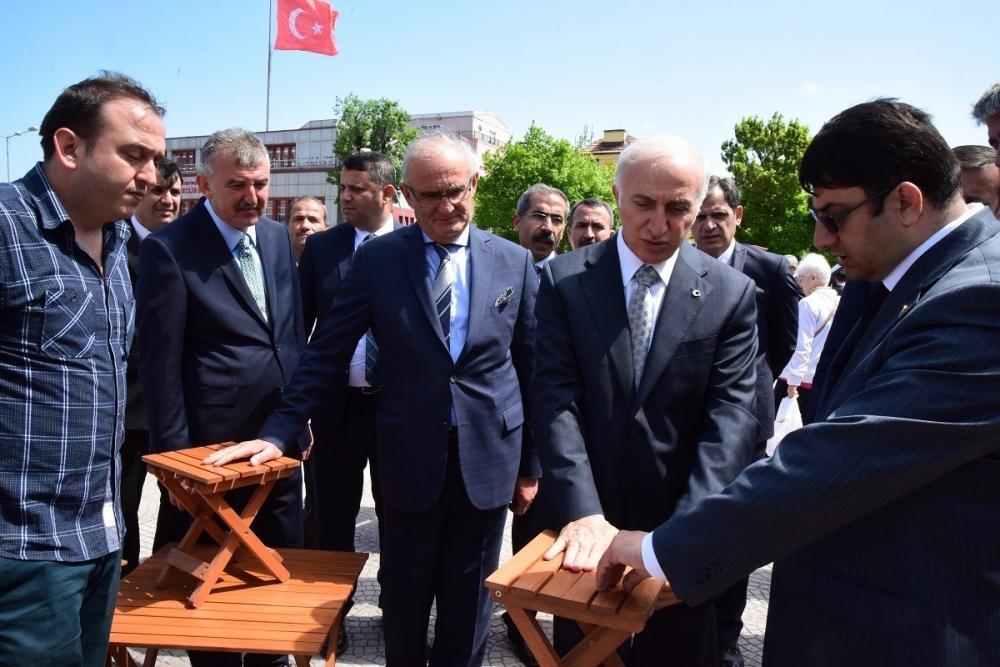 Hükümlülerin El İşi Göz Nuru Ürünleri Samsun Cumhuriyet Meydanı'nda galerisi resim 12
