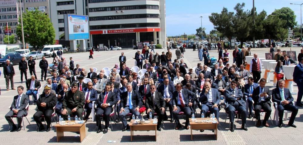 Hükümlülerin El İşi Göz Nuru Ürünleri Samsun Cumhuriyet Meydanı'nda galerisi resim 6